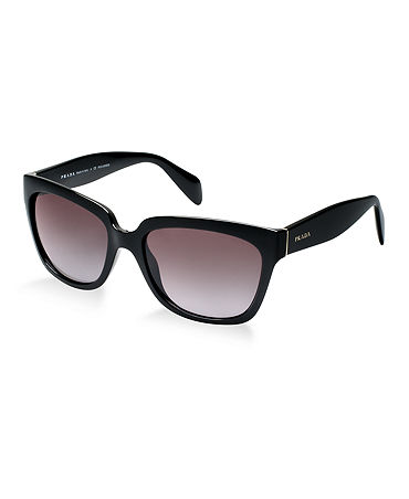 Prada Sunglasses, PR 07PS P - Sunglasses - Macy's