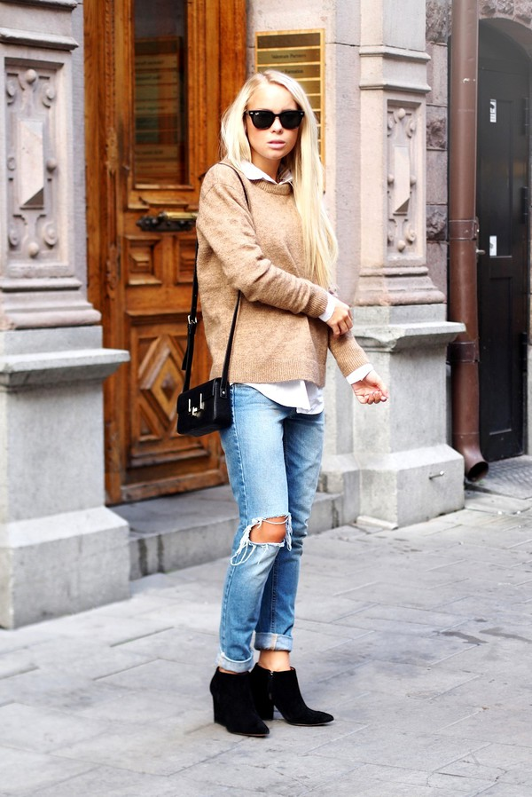 how to get skinny jeans that fit around ankles