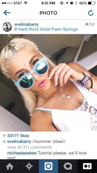 sunglasses evelina barry