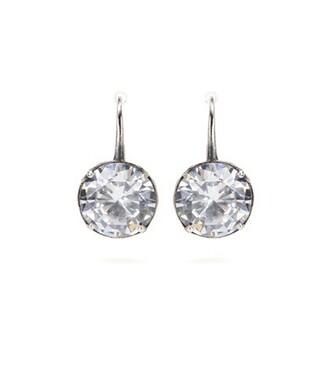 crystal earrings earrings silver jewels