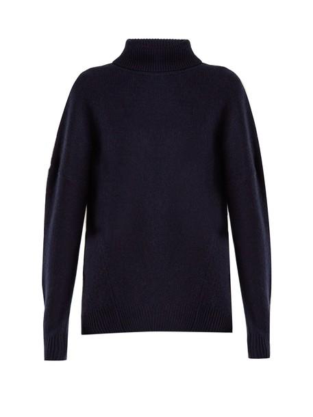 Amanda Wakeley sweater navy