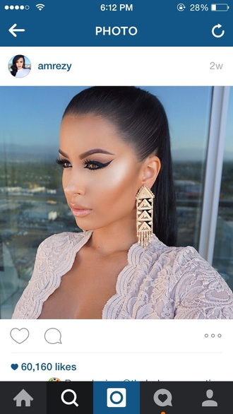 jewels gold earrings amrezy