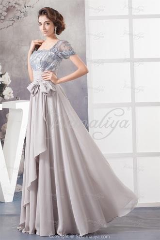 dress wedding dress mother of the bride dress wedding accessories grey grey dress elegant dress lace dress formal dress formal