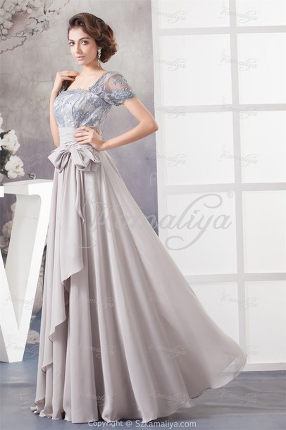 080ddcf33ea dress wedding dress mother of the bride dress wedding accessories grey grey  grey dress grey dress