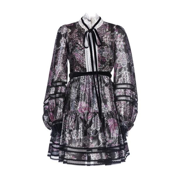 Marc Jacobs dress floral dress floral black