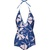 Balines backless swimsuit | Adriana Degreas | MATCHESFASHION.COM US