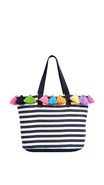 JADEtribe mini tassel bag