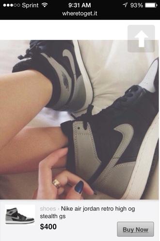 jordans high top sneakers