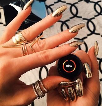 nail polish kylie jenner jewels