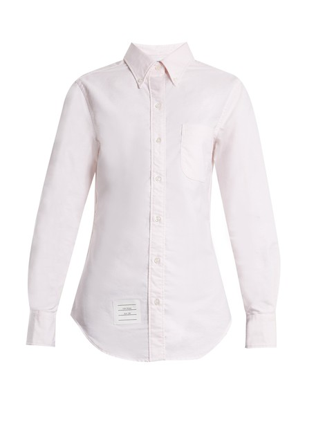 Thom Browne shirt cotton pink top