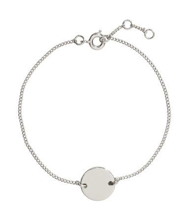 H&M Armband met bedeltje 2,99