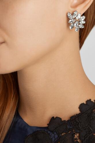 earing jewels cristals swarovski