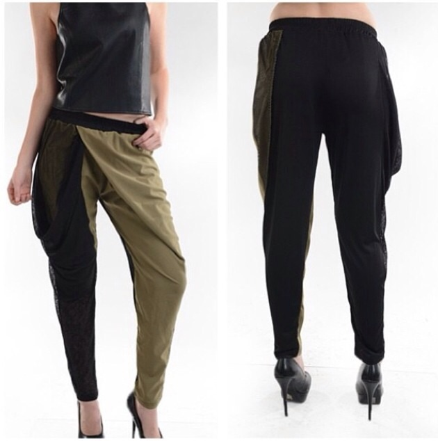 Crave boutique — teeter pant