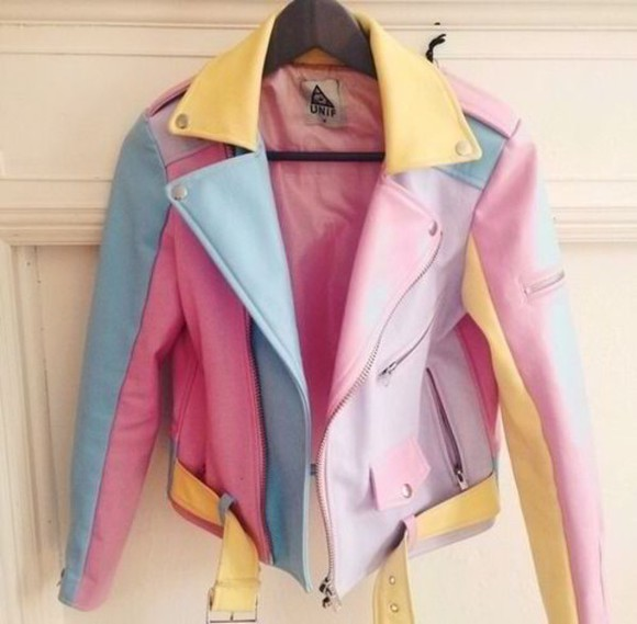 color block jacket moto jacket color block jacket leather jacket