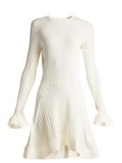 dress,midi dress,midi,knit