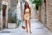 only my fashion style,blogger,top,skirt,bag,shoes,sandals,summer outfits,yellow skirt
