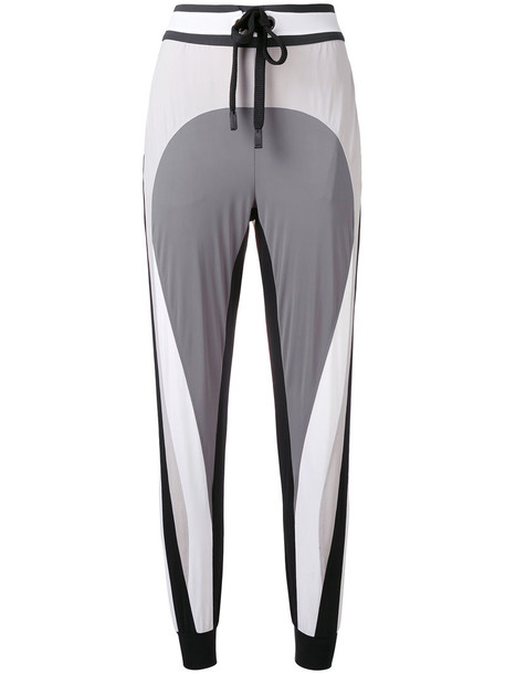 No Ka' Oi - Pana track pants - women - Polyamide/Spandex/Elastane - S, White