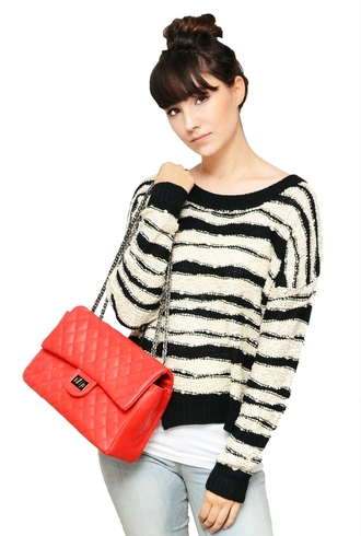 line clothes trendy new seattle stripes striped sweater fall sweater fall outfits winter sweater winter outfits lush lush clothing simplychic bellevue