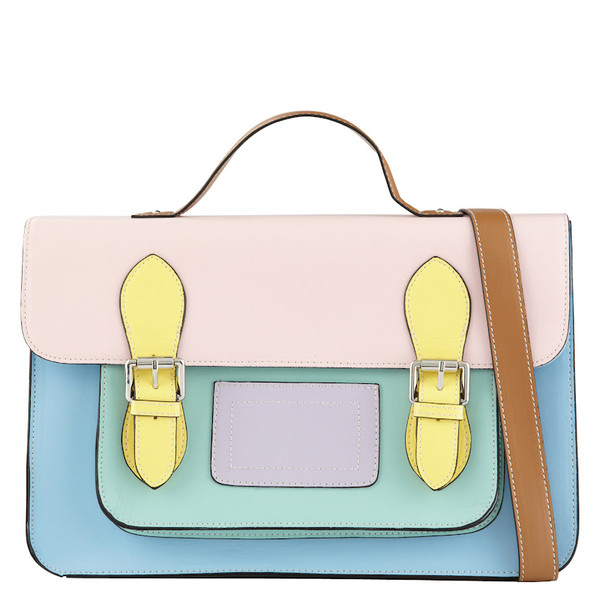 bag clutch pastel summer