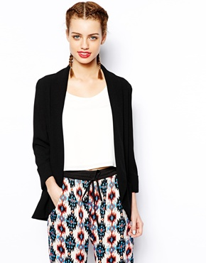 New Look | New Look Boyfriend Crepe Blazer at ASOS