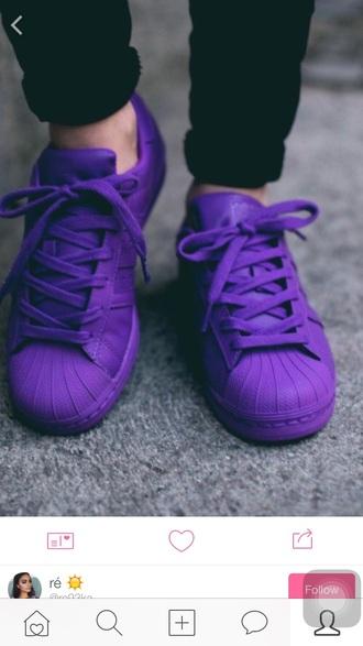 shoes adidas adidas originals adidas shoes adidas superstars purple