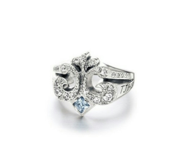 jewels class ring ring