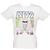 Men's White 1980 KISS Tour T-Shirt From Junk Food AS SEEN ON HARRY STYLES : TruffleShuffle.com