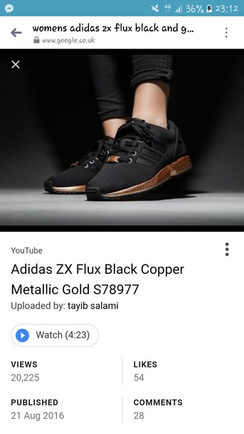 shoes black and gold adidas zx fluxx