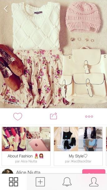 bag shoes shorts