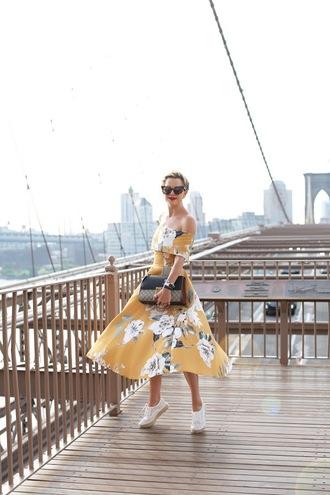 atlantic pacific blogger dress bag shoes sunglasses hat jewels