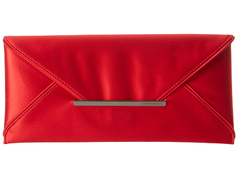BCBGMAXAZRIA Harlow Envelope Clutch Red Berry - Zappos.com Free Shipping BOTH Ways