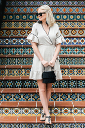 style archives | the style scribe,blogger,dress,sandals,wrap dress,fringed bag