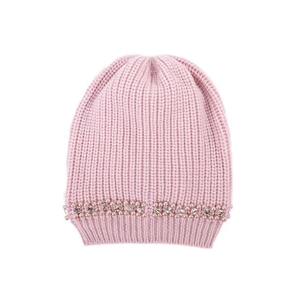 Blugirl hat wool pink