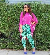 pants,plus size,shirt,blouse,jewels,sunglasses,shoes