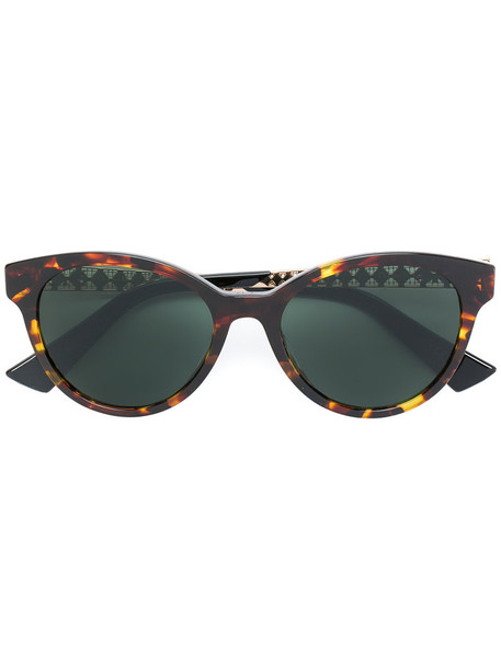 Dior Eyewear metal women sunglasses round sunglasses