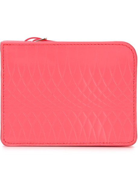 Paul Smith zip purse purple pink bag