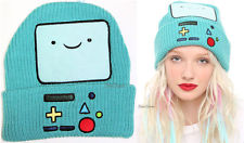 Adventure Time with Finn Jake Green BMO Beemo Watchman Knit Beanie Hat Ski Cap | eBay