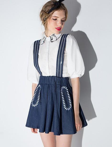 discount special sales online shop dress, denim dress, suspender dress, embroidered dress ...