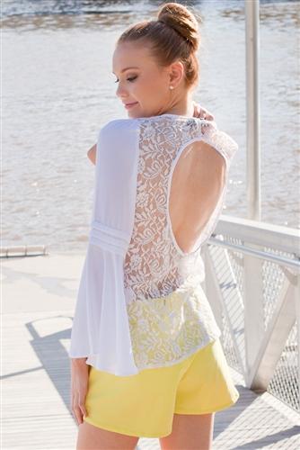 Shop Fashion Avenue - Lace Dreams Top