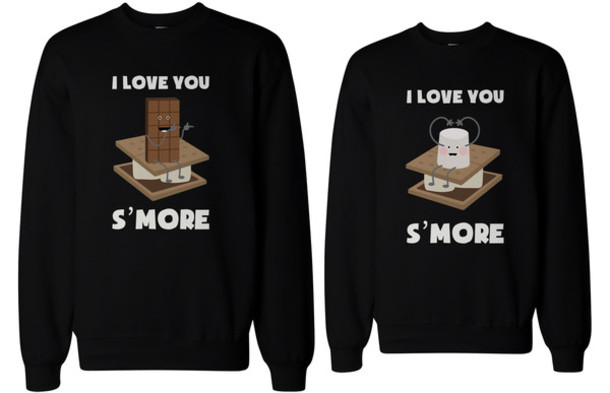 Sweater Valentineu0027s Day Gifts Gift Ideas Gift For Wife Sweatshirts For  Boyfriend Sweatshirts For Girlfriend Couple