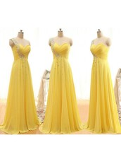 dress,yellow bridesmaid dresses,bridesmaid
