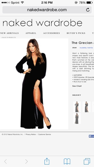 dress black dress maxi dress