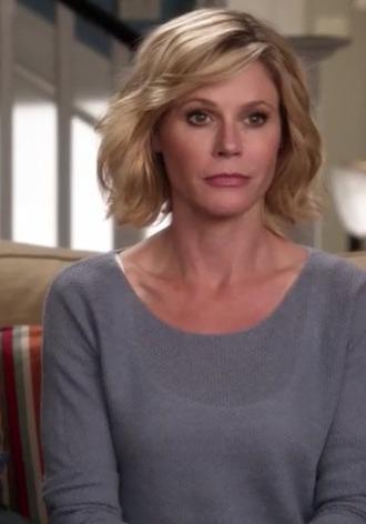 sweater claire dunphy julie bowen modern family moonlight blue