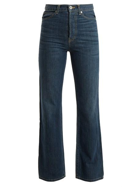 Eve Denim jeans high blue