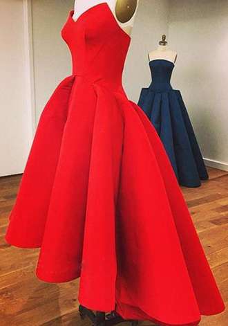 dress red dress pleated dress pleated pleated red dress high low dress vintage sweetheart neckline designer ball gown dress floor length gown red gown red ball gown floor length dress