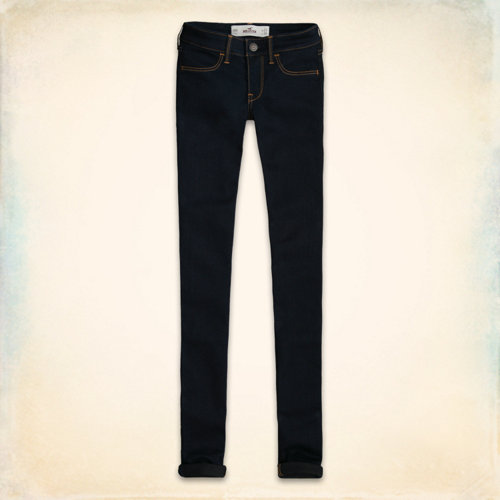 Hollister ultimate stretch jeggings