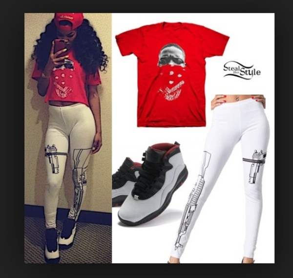 teyana taylor jeans india westbrooks dope printed leggings