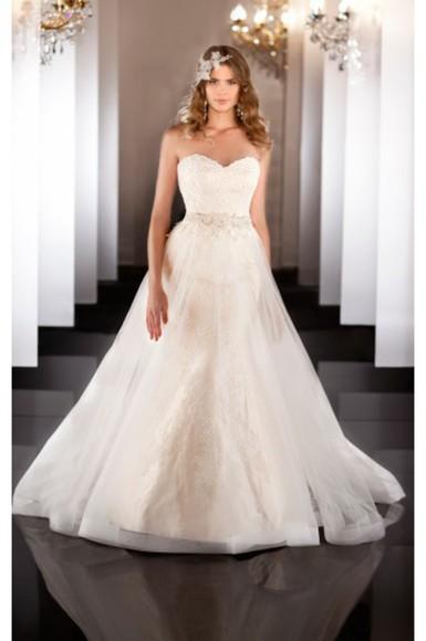 wedding dress strapless wedding dresses fashion