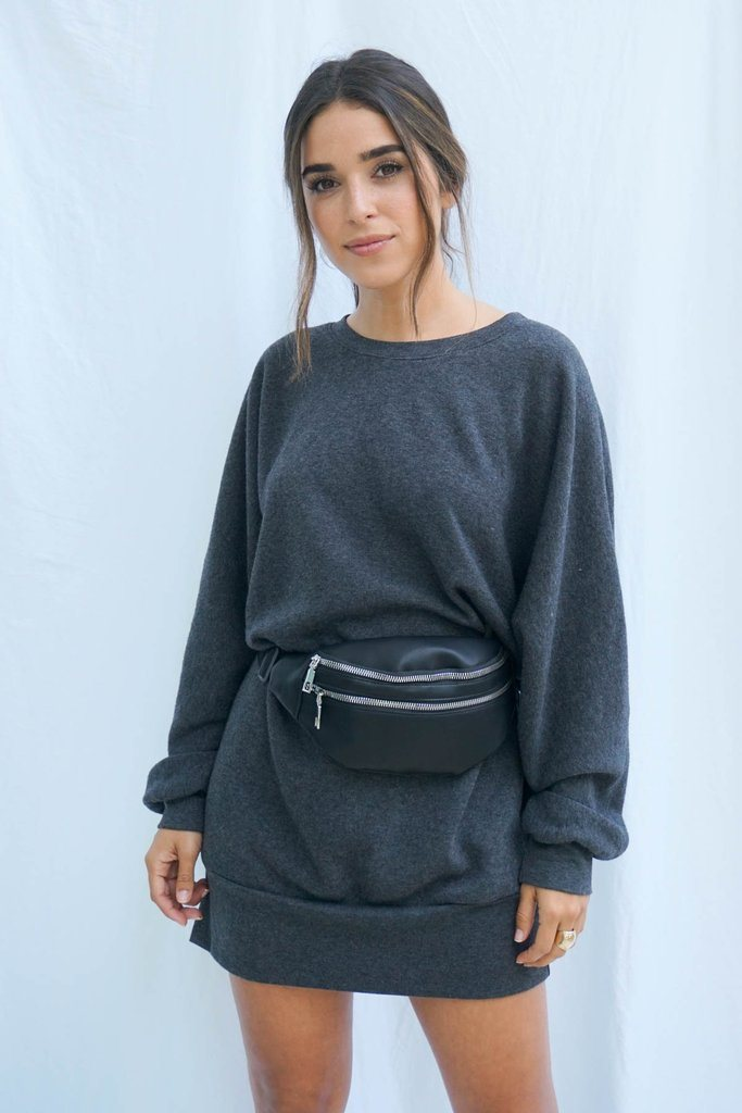 Project Social T Sweater Dress