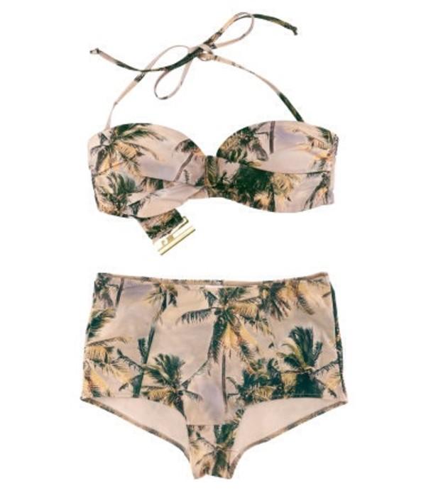 swimwear bikini tropical bikini tropical hawaiian